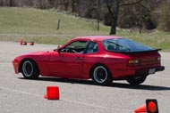 Greg's 944 at the autocross