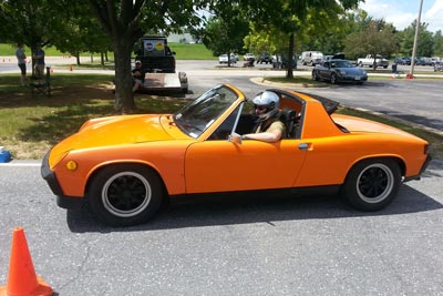 Roger and Colm Reynolds' 914