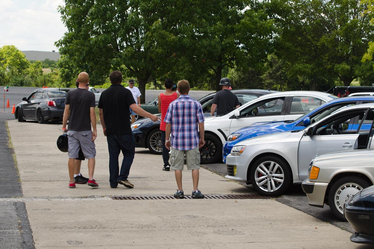 2013 Aug 4 Autocross Photos