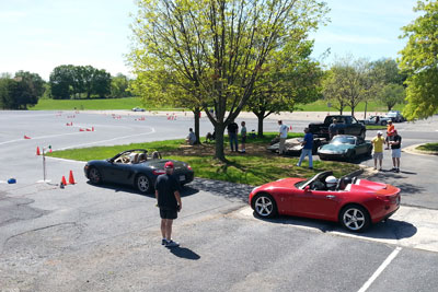 photo of 2015 May autocross at Verona