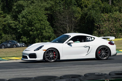 photo of Bill Speidell's new GT4