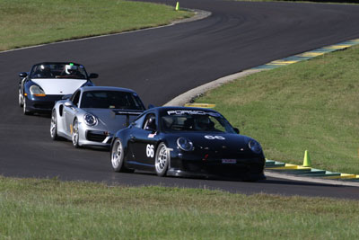 photo of Porsches at VIR in Euroclassics 2016 DE