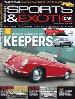 cover of Hemmings with  Dick Pitman's 356