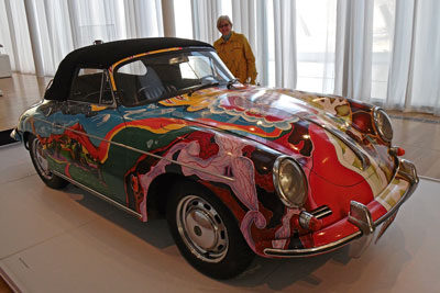 photo of Janis Joplin's 356