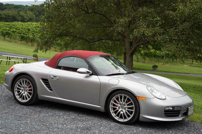 Photo of the Noel's Boxster