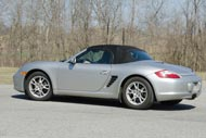 Keith Welty's 2005 Boxster