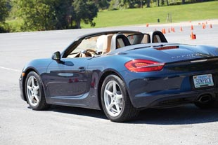 Photo of Beverly McNeil's 981 Boxster 'SUNPORCH'