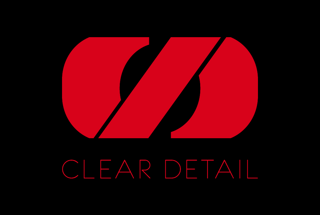Clear Detail web logo